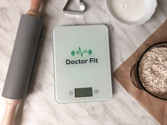 waga doctor fit, waga z bloutooth, recenzja opinia